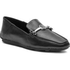 Lordsy DKNY - Li K3823551 Black. Czarne mokasyny damskie DKNY, ze skóry. Za 479.00 zł.