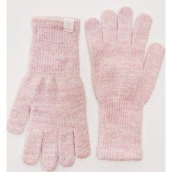 Rękawiczki z błyszczącą nitką - Różowy. Czerwone rękawiczki damskie House. Za 19.99 zł.