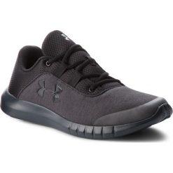 Buty UNDER ARMOUR - Ua Mojo 3019858-001 Blk. Czarne buty sportowe męskie Under Armour, z materiału. Za 229.95 zł.