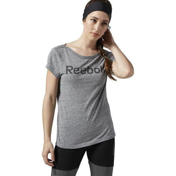 72807a9139f1a T-shirty damskie marki Reebok - Kolekcja lato 2019 - Chillizet.pl