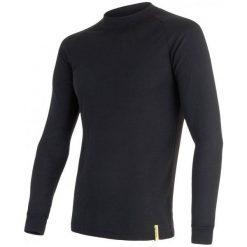 Sensor Koszulka Termoaktywna Z Długim Rękawem Active M Black Xl. Czarne koszulki sportowe męskie Sensor, z długim rękawem. W wyprzedaży za 79.00 zł.