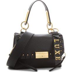 Torebka GUESS - HWVICK L8321 BLA. Czarne torebki do ręki damskie Guess, ze skóry. Za 979.00 zł.