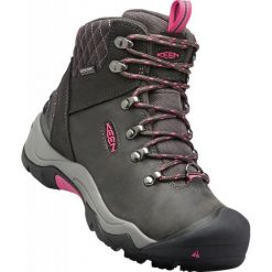 Keen Buty Trekkingowe Revel Iii W Black/Rose Us 9,5 (40 Eu). Czarne trekkingi damskie Keen. W wyprzedaży za 469.00 zł.