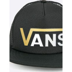 Vans - Czapka. Czarne czapki i kapelusze damskie Vans. Za 99.90 zł.