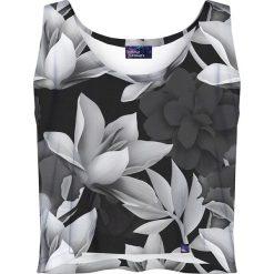 Colour Pleasure Koszulka CP-035 175 biało-czarna r. XS/S. Bluzki damskie Colour Pleasure. Za 64.14 zł.