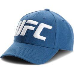 Czapka z daszkiem Reebok - Ufc Baseball Cap CZ9911 Bunblu. Niebieskie czapki i kapelusze męskie Reebok. W wyprzedaży za 109.00 zł.
