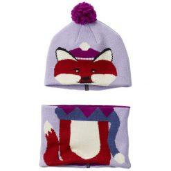 Columbia Zestaw Dziecięcy Czapka I Komin Snow More Beanie And Gaiter Set Soft Violet Fox. Białe czapki dla dzieci Columbia. Za 85.00 zł.