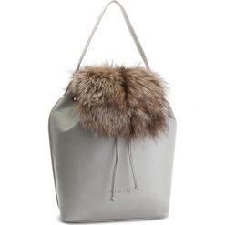 Torebka EVA MINGE - Isabel 4A 18NN1372256EF  109. Szare torebki do ręki damskie Eva Minge, ze skóry. W wyprzedaży za 399.00 zł.