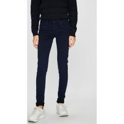 Pepe Jeans - Jeansy. Niebieskie jeansy damskie Pepe Jeans. Za 359.90 zł.