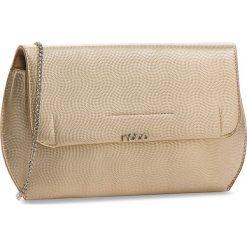 Torebka NOBO - NBAG-F1011-C023 Złoty. Żółte torebki do ręki damskie Nobo, ze skóry ekologicznej. W wyprzedaży za 99.00 zł.