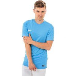 Nike Koszulka piłkarska Park VI Nike jasnoniebieska r. XL (725891-412). Koszulki sportowe męskie marki bonprix. Za 43.17 zł.