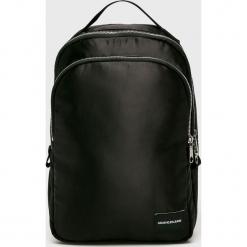 Calvin Klein Jeans - Plecak. Czarne plecaki damskie Calvin Klein Jeans, z jeansu. Za 599.90 zł.