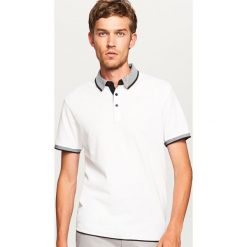 Koszulka polo - Biały. Koszulki polo męskie marki INESIS. W wyprzedaży za 59.99 zł.