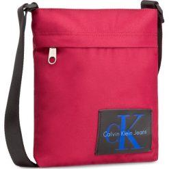 Saszetka CALVIN KLEIN JEANS - Sport Essential Flat K40K400099 623. Czerwone saszetki męskie Calvin Klein Jeans, z jeansu, młodzieżowe. W wyprzedaży za 209.00 zł.