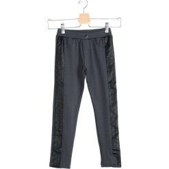 Cimnozielone Legginsy Love Me Like You Do. Zielone legginsy dla dziewczynek Born2be, z jeansu. Za 14.99 zł.