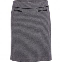 """Spódnica """"Otta"""" w kolorze szarym. Szare spódnice damskie Scottage, z aplikacjami, klasyczne. W wyprzedaży za 86.95 zł."""