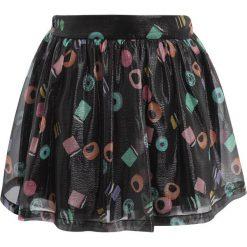 Little Marc Jacobs Spódnica mini schwarz/rose. Spódniczki dla dziewczynek Little Marc Jacobs, z jedwabiu. Za 409.00 zł.
