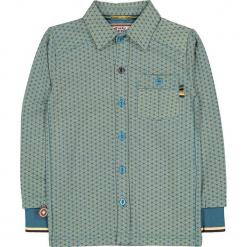 """Koszula """"Starz In Their Eyes"""" w kolorze niebiesko-żółtym. Koszule dla chłopców marki bonprix. W wyprzedaży za 102.95 zł."""