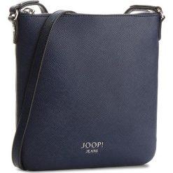 Torebka JOOP! - Saffiano Jeans 4140003903 Dark Blue 402. Niebieskie listonoszki damskie JOOP!, z jeansu. Za 499.00 zł.