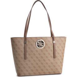 Torebka GUESS - HWSG71 86230 BRO. Brązowe torebki do ręki damskie Guess, z aplikacjami, ze skóry ekologicznej. Za 599.00 zł.