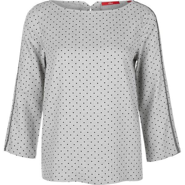 Wyprzedaż koszule damskie S.Oliver, bez rękawów Kolekcja  2jr1l
