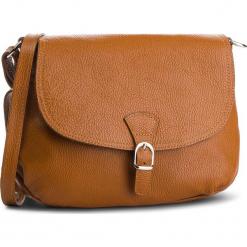 Torebka CREOLE - K10583 Koniak. Brązowe torebki do ręki damskie Creole, ze skóry. Za 189.00 zł.