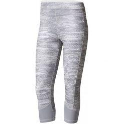 Adidas Legginsy Tf C Macrohth Grey/Print/Matte Silver L. Legginsy sportowe damskie Adidas, z materiału. W wyprzedaży za 109.00 zł.