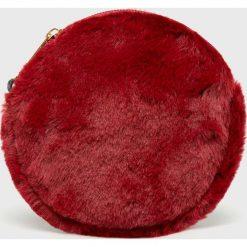 Answear - Portfel. Czerwone portfele damskie ANSWEAR, z materiału. W wyprzedaży za 39.90 zł.