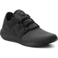 Buty NEW BALANCE - MCRUZNB2 Czarny. Czarne buty sportowe męskie New Balance, z materiału. W wyprzedaży za 269.00 zł.