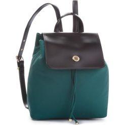Plecak TOMMY HILFIGER - Dressy Nylon Backpack AW0AW05668  902. Plecaki damskie marki QUECHUA. W wyprzedaży za 279.00 zł.