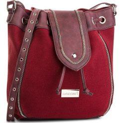 Torebka MONNARI - BAGA490-005  Burgundy. Czerwone torebki do ręki damskie Monnari, ze skóry ekologicznej. W wyprzedaży za 179.00 zł.