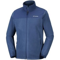 Columbia Bluza Męska Fast Trek Novelty Full Zip Fleece Collegiate Navy Xxl. Niebieskie bluzy męskie Columbia, z polaru. Za 239.00 zł.