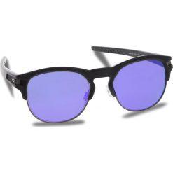 Okulary przeciwsłoneczne OAKLEY - Latch Key OO9394-0252 Matte Black/Violet Iridium. Czarne okulary przeciwsłoneczne damskie Oakley. W wyprzedaży za 509.00 zł.