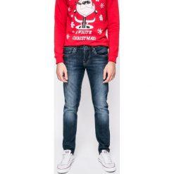 Pepe Jeans - Jeansy Hatch. Niebieskie jeansy męskie Pepe Jeans. W wyprzedaży za 199.90 zł.