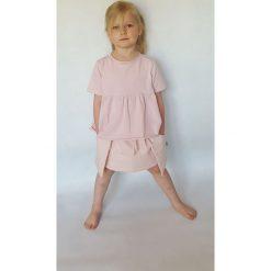 Spódnica różowa z dużymi kieszeniami rozmiar 4/5. Czerwone sukienki niemowlęce KU-KU. Za 99.09 zł.