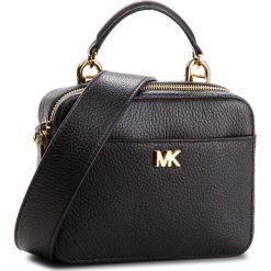Torebka MICHAEL MICHAEL KORS - Crossbodies 32T8GF5C0L Black. Czarne torebki do ręki damskie MICHAEL Michael Kors, ze skóry. Za 849.00 zł.