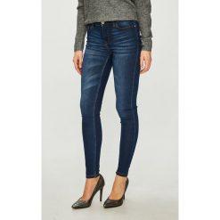 Jacqueline de Yong - Jeansy. Niebieskie jeansy damskie Jacqueline de Yong. Za 129.90 zł.