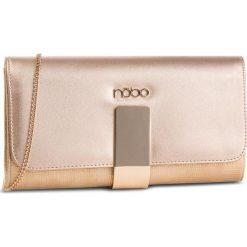 Torebka NOBO - NBAG-C4483-C023 Złoty. Żółte torebki do ręki damskie Nobo, ze skóry ekologicznej. W wyprzedaży za 129.00 zł.