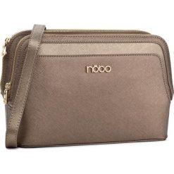 Torebka NOBO - BAG-D3090-C017 Brązowy. Brązowe listonoszki damskie Nobo, ze skóry ekologicznej. W wyprzedaży za 129.00 zł.