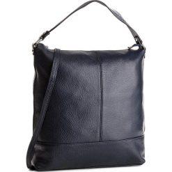 Torebka CREOLE - K10468  Granat. Niebieskie torebki do ręki damskie Creole, ze skóry. Za 269.00 zł.