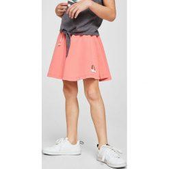Mango Kids - Szorty dziecięce Flow 110-164 cm. Spodenki dla dziewczynek marki bonprix. W wyprzedaży za 29.90 zł.