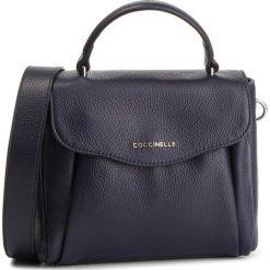Torebka COCCINELLE - DR5 Andromeda E1 DR5 55 01 01 Bleu B11. Niebieskie torebki do ręki damskie Coccinelle, ze skóry. Za 1,149.90 zł.