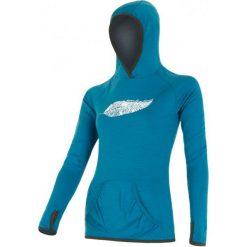 Sensor Bluza Merino Wool 330 Feathers W Blue S. Niebieskie bluzy damskie Sensor. W wyprzedaży za 249.00 zł.