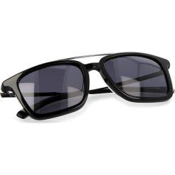 Okulary przeciwsłoneczne BOSS - 0305/S Black 807. Czarne okulary przeciwsłoneczne damskie Boss, z tworzywa sztucznego. W wyprzedaży za 419.00 zł.