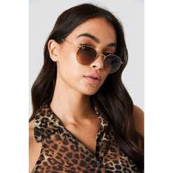 Ray-Ban Okulary przeciwsłoneczne Metal Round 1 - Brown. Okulary przeciwsłoneczne damskie marki QUECHUA. Za 688.95 zł.