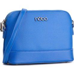 Torebka NOBO - NBAG-E1460-CM12 Granatowy. Niebieskie listonoszki damskie Nobo, ze skóry ekologicznej. W wyprzedaży za 109.00 zł.