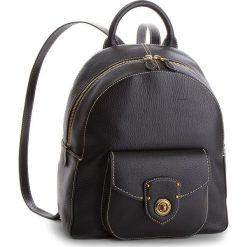 Plecak LAUREN RALPH LAUREN - Millbrook 431687866001  Black. Czarne plecaki damskie Lauren Ralph Lauren, ze skóry. W wyprzedaży za 1,059.00 zł.
