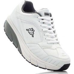 Buty sportowe Kappa bonprix biało-szary. Buty sportowe męskie marki Nike. Za 139.99 zł.