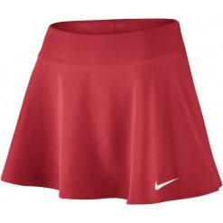 Nike Spódniczka Tenisowa W Nkct Flx Pure Skirt Flouncy L. Różowe spódnice damskie Nike, sportowe. W wyprzedaży za 149.00 zł.