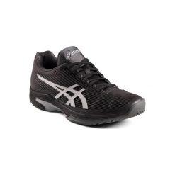 Buty tenisowe Asics Gel Solution Speed 3 męskie. Czarne buty sportowe męskie Asics. Za 399.99 zł.